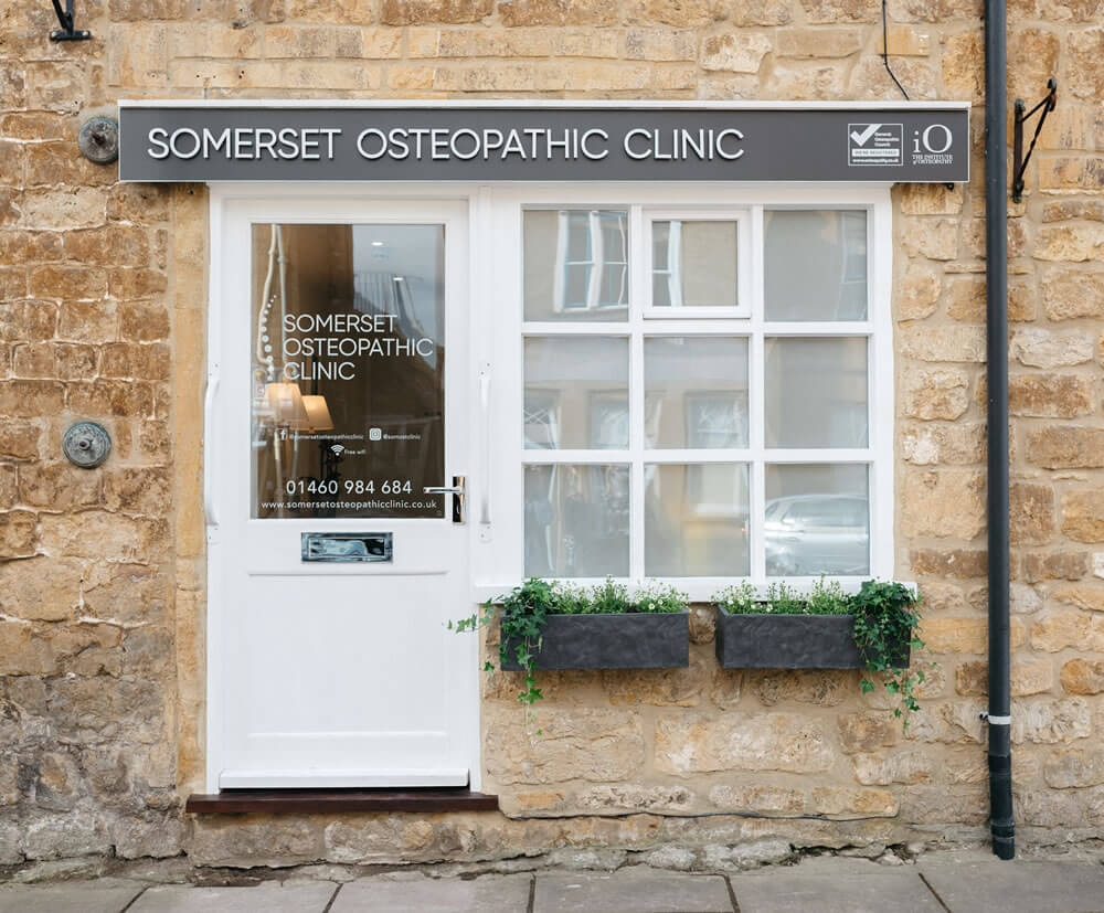 Somerset Osteopathic Clinic Store Front