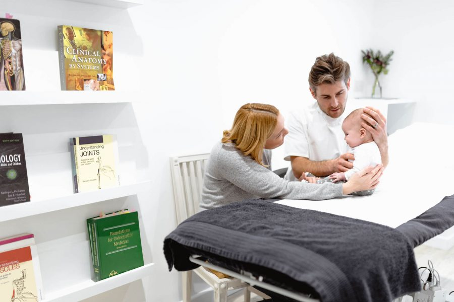 Mother and Baby Osteopathy