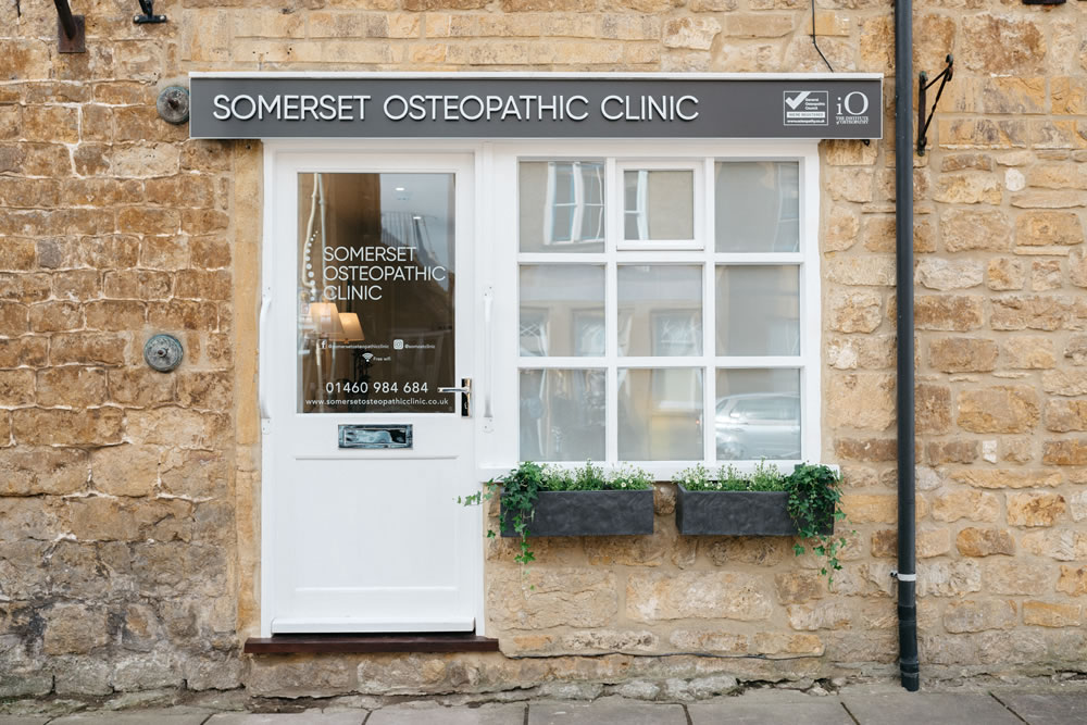 Attending an appointment at Somerset Osteopathic Clinic during COVID-19